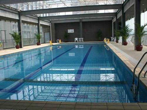 甘肃张掖宾馆游泳池水处理项目