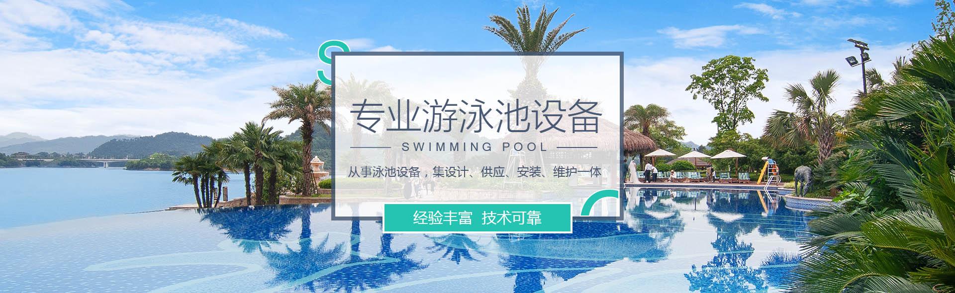 恒温泳池水处理设备厂家